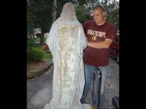 Statue Restoration By Sinclair S Epic Restorations