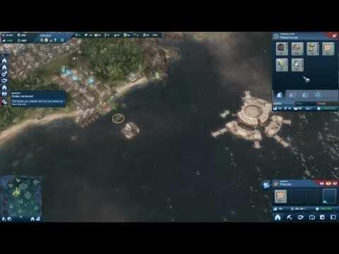 Let's Play: Anno 2070 Ep 3 - Engineers & Underwater