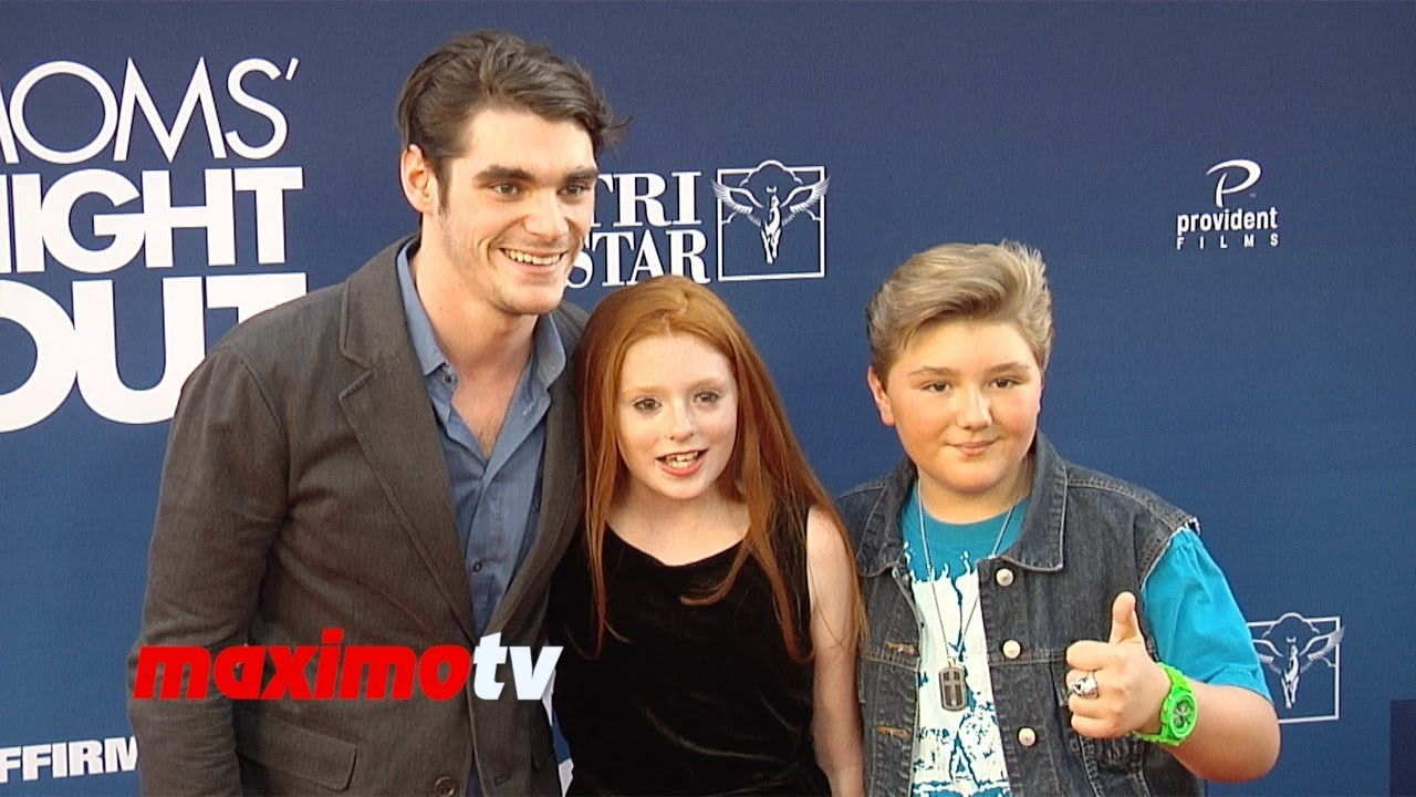 "RJ Mitte ""Moms' Night Out"" Premiere 