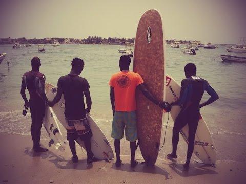 My Africa Is: Edition Dakar- Malika Surf Camp