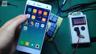 Điều khiển 10 thiết bị từ xa qua Bluetooth bằng Smartphone | Nhóm Review