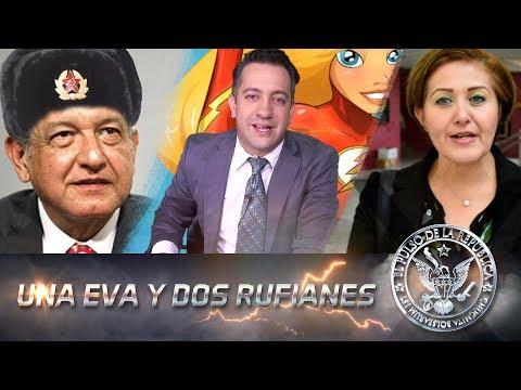 UNA EVA Y DOS RUFIANES (DE MORENA) - EL PULSO DE LA REPÚBLICA