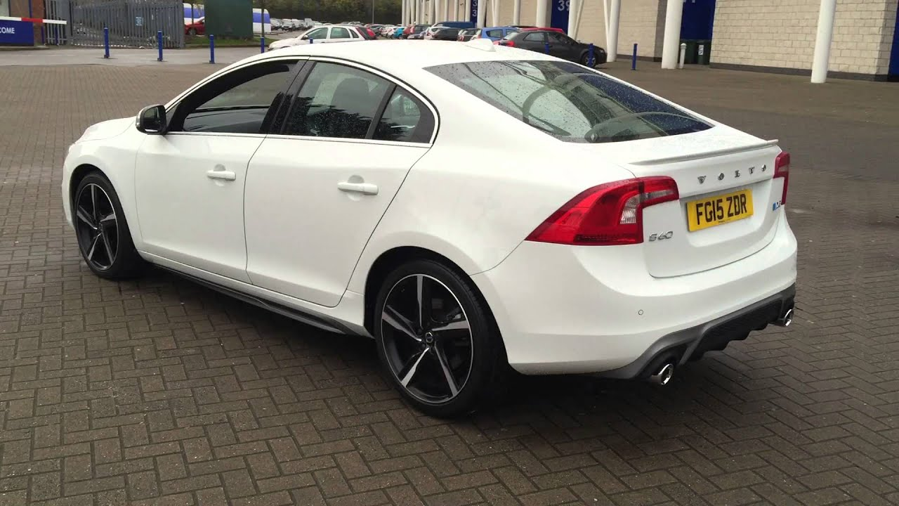 volvo s60 d5 r design lux nav geartronic with polestar upgrade fg15zdr youtube. Black Bedroom Furniture Sets. Home Design Ideas