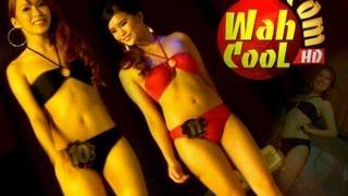 Sexy Bikini Swimwear Only (Miss Global International Malaysia 2013)
