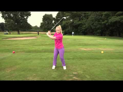 American Golf's Kim Crooks | How to fix common lady golfer swing faults