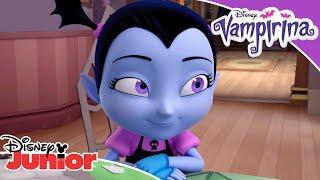 🐺 Fang Finds His Pack!   Vampirina   Disney Junior UK