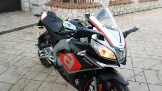 Aprilia RS4 50 2016 - Review