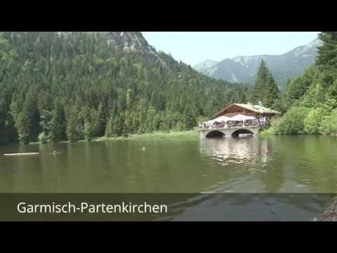Places to see in ( Garmisch-Partenkirchen - Germany )