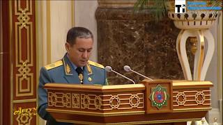 Президент Туркменистана провел массовые чистки в правительстве в связи с коррупцией