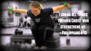 Repeat youtube video Daily Bible Verse - Philippians 4:13 - Daily Inspiration and Encouragement from the Bible