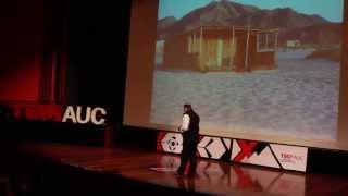 Basata: Sherif El-Ghamrawy at TEDxAUC