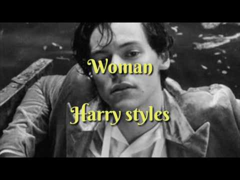 HARRY STYLES - Woman [ingles\\español]