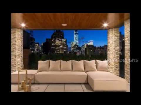 Exclusive Lower Manhattan Penthouse Loft In Soho
