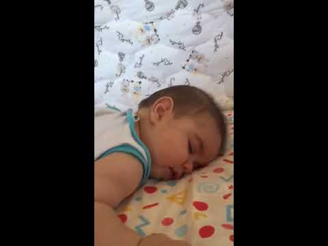 How to Put a Baby to Sleep in TWO MINUTE (by Himself)
