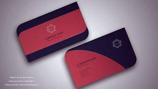 Illustrator Tutorial   Business Card Design 03