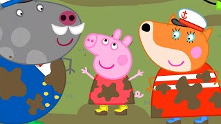 Peppa Pig Full Episodes | Season 8 | Compilation 41 | Kids Video
