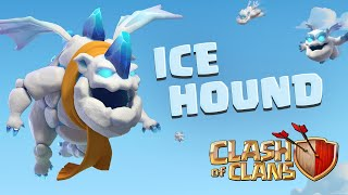 ICE HOUND Has Zero Chill (Clash Of Clans)