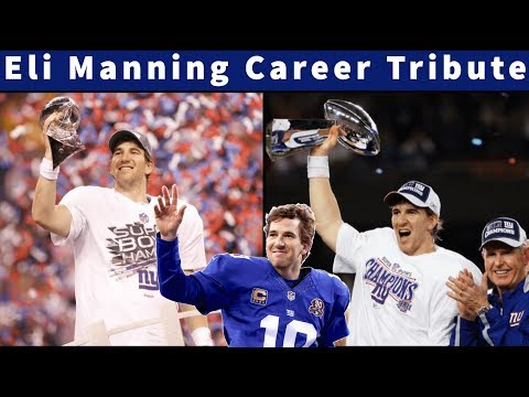 image for Eli Manning's Swan Song