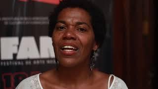 """Documentário """"A Amazônia Negra de Marcela Bonfim""""  - Alma Preta Jornalismo/FAN 2019"""