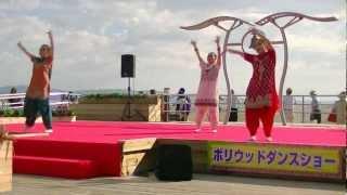 インドムービーダンス \Criminal\ from Ra.one ラ・ワン at \関西国際空港\