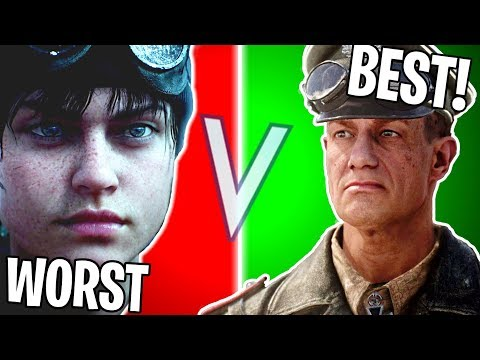 RANKING EVERY WAR STORY IN BF5 FROM WORST TO BEST! | Battlefield 5