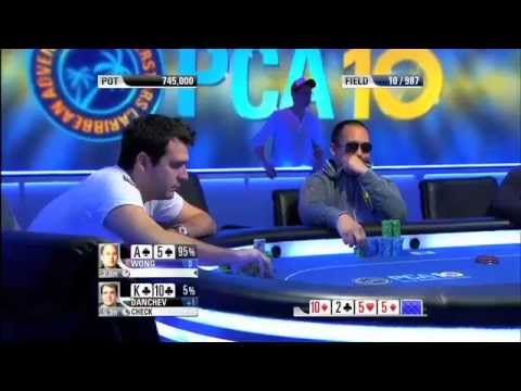 PCA 10 2013 - Main Event, Episode 8 | PokerStars.com