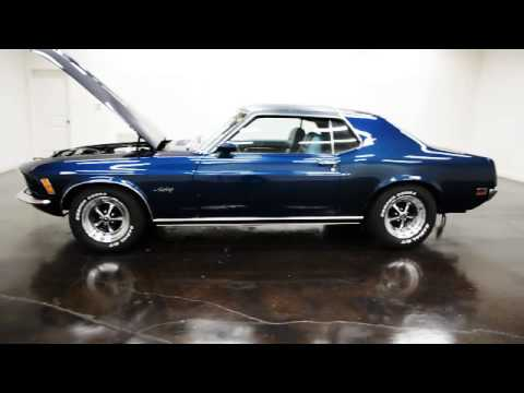 1970 ford mustang coupe youtube. Black Bedroom Furniture Sets. Home Design Ideas