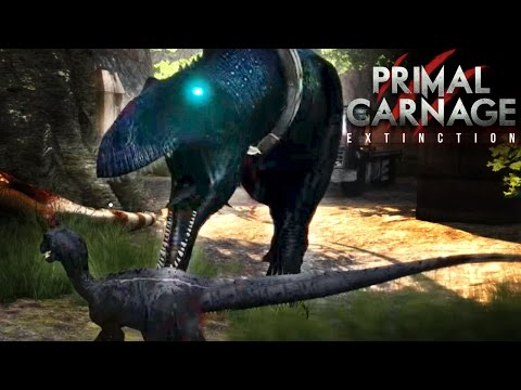BLUE EYES BLACK DRAGON! - Primal Carnage Extinction || Part 26 HD