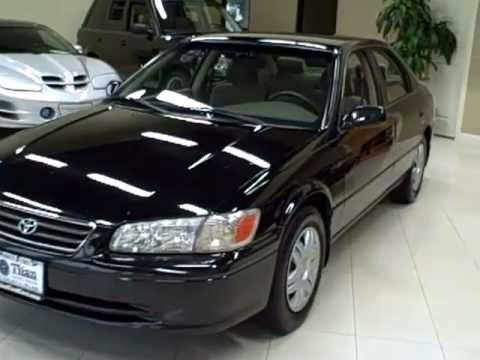 2001 Toyota Camry Titan Auto Sales Youtube