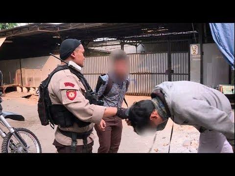 THE POLICE | Polres Metro Bekasi Kota dan Raimas Backbone Jaktim (30/10/18)