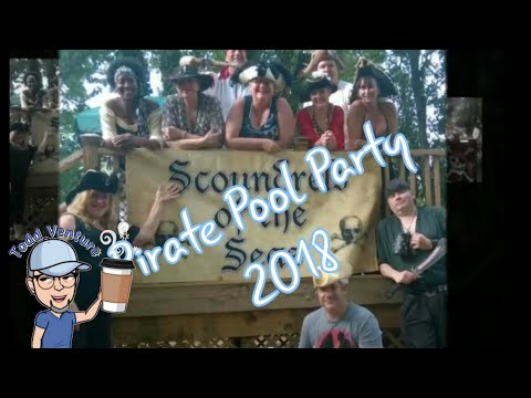 Pirate Pool Party 2018!