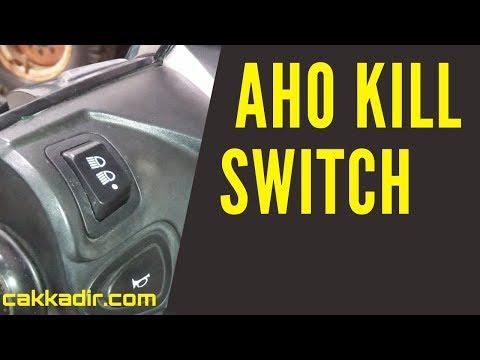 AHO KILL SWITCH | CAKKADIR