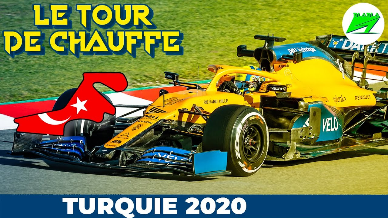 GP de Turquie 2020 | Le calendrier 2021 - TOUR DE CHAUFFE