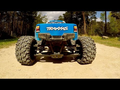 Traxxas X-Maxx - Welcome To the Jungle!