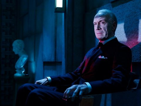 Jonathan Hyde Interview - The Strain (FX)