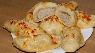 "Дрожжевые манты или ""пигоди"" (рецепт из Kазахстана)"