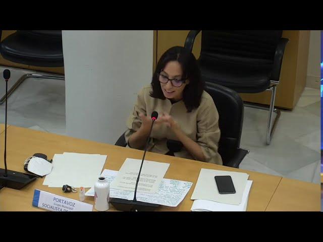 """González: """"El primer hito de los Acuerdos era este principio de curso y no se está cumpliendo """""""