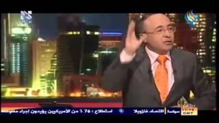 Sama TV | قناة سما التضليل الإعلامي 01 - 10 - 2013