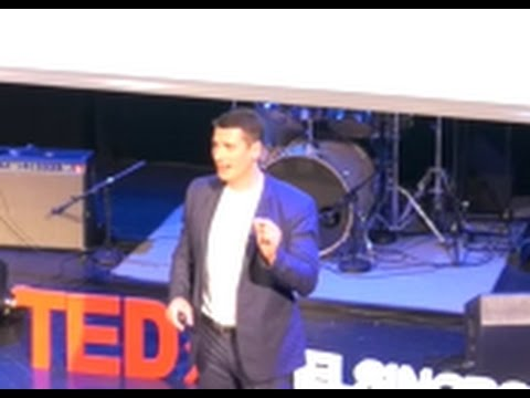 What separates successful people from unsuccessful?   Claudiu Moldovan   TEDxYouth@Helsingborg