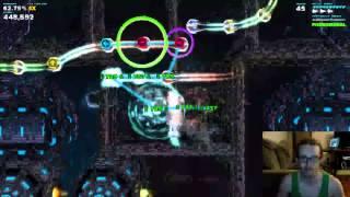Viper by F-777 (Rhythm Destruction Boss Track)