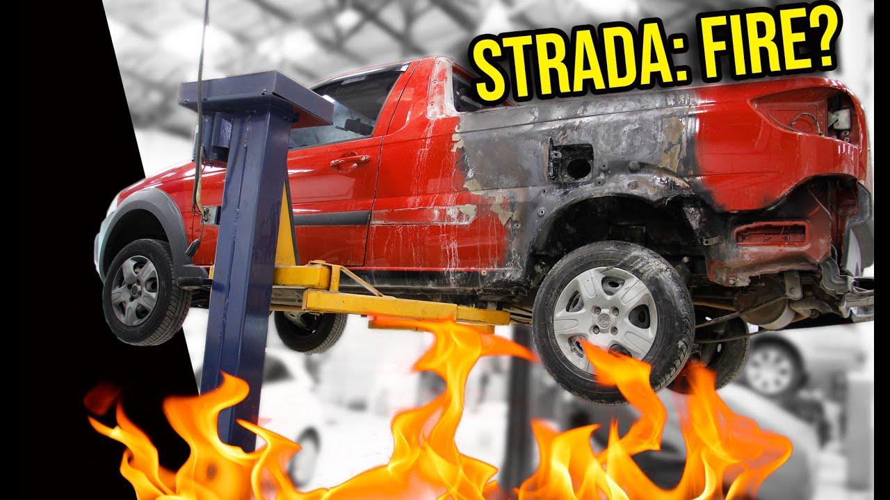Os carros da Fiat estão pegando fogo?