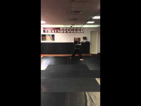 JAO Martial Arts Academy - Suh-Kang Il Hyung