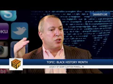 Black History Month: A Look Back At Adam Clayton Powell, Junior