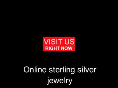 925 Sterling Silver Jewelry. Online Sterling Silver Jewelry.