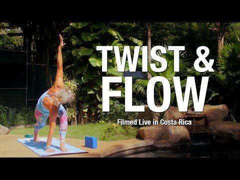 Twist & Flow Yoga Class - Five Parks Yoga
