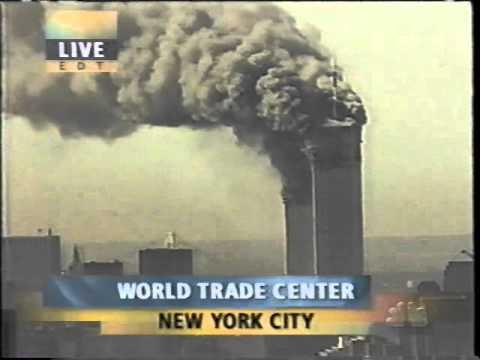 NBC Coverage - Milwaukee on 9/11/2001 Part 1