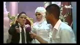 حفل زفاف  محمد بن زيان عروسين في  الجلفة