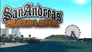 GTA SAN ANDREAS  net4game (SAMP)