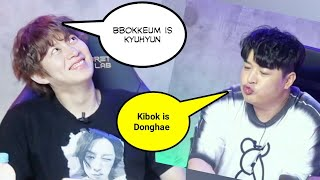 Heechul : I'll stay in SM .... Heestory with Shindong