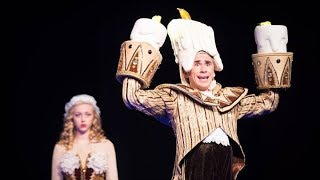 Beauty and the Beast Live- The Forest and Enchanted Castle